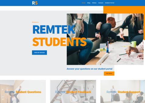 Remtek Students